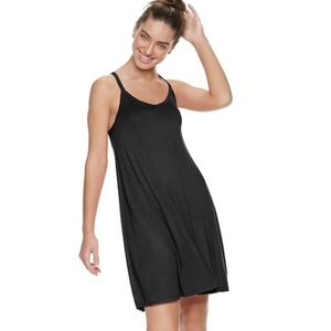 Black Swing Dress | M